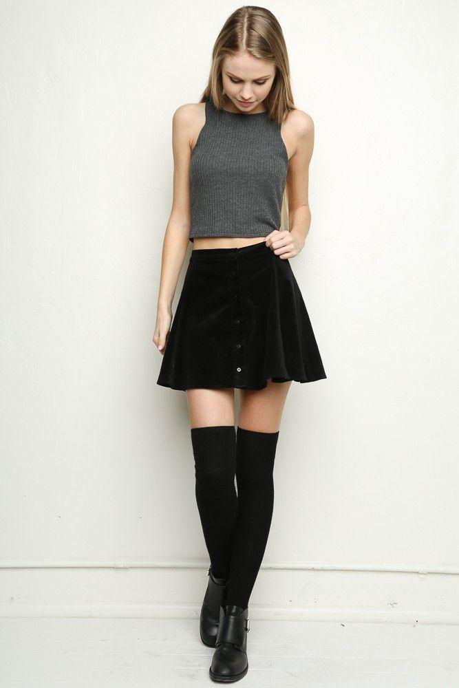 Brandy ♥ Melville | Brya Skirt - Bottoms - Clothing