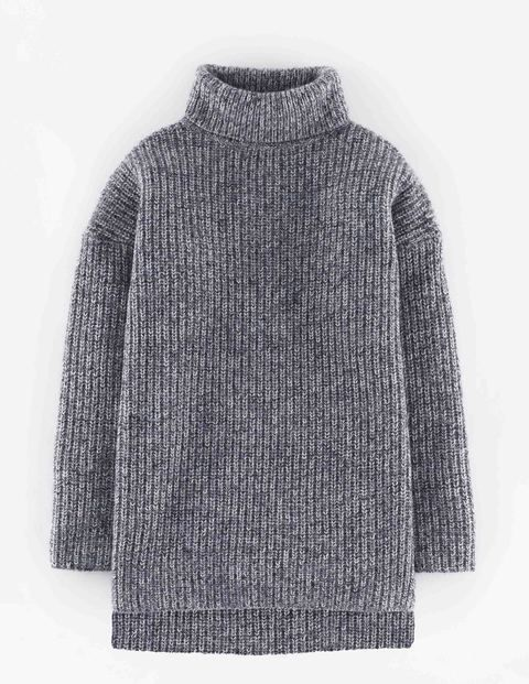 Relaxed Toasty Roll Neck WV066 Sweaters at Boden