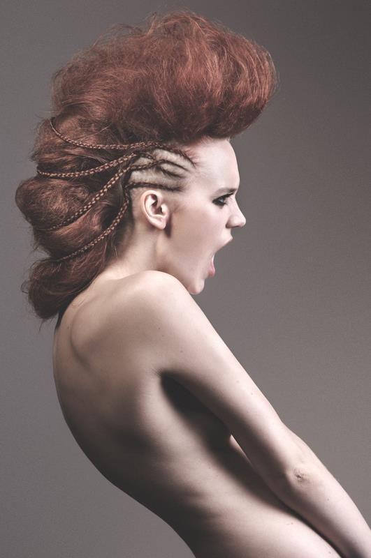 amazing hair styling !!!!