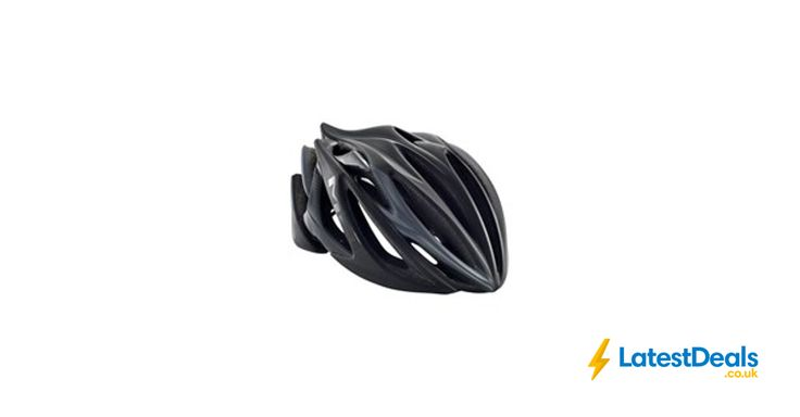 Met Stradivarius Road Helmet Matte Black, £42.99 at Rutland Cycling