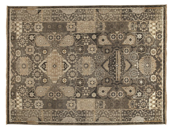 Medici Rugs   Medici Rug In Cement   Rugs   Room U0026 Board