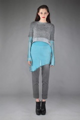 Taylor 'Follow the line' collection, Winter 2013 www.taylorboutique.co.nz Margin Sweater