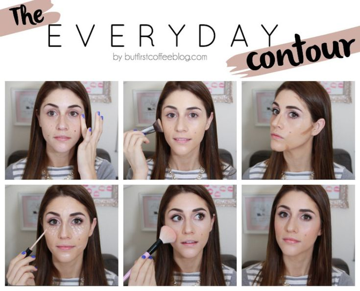 womens trench coat Everyday contour    Or as I like to say  Contouring For Dummies Like Myself That Hate That Cakey Makeup Look That Most Contouring Gives You  LOL