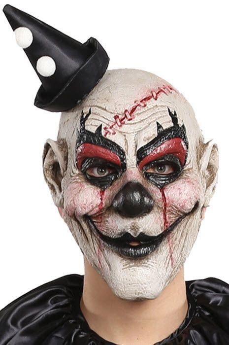 the 25 best clown mask ideas on pinterest scary clown mask