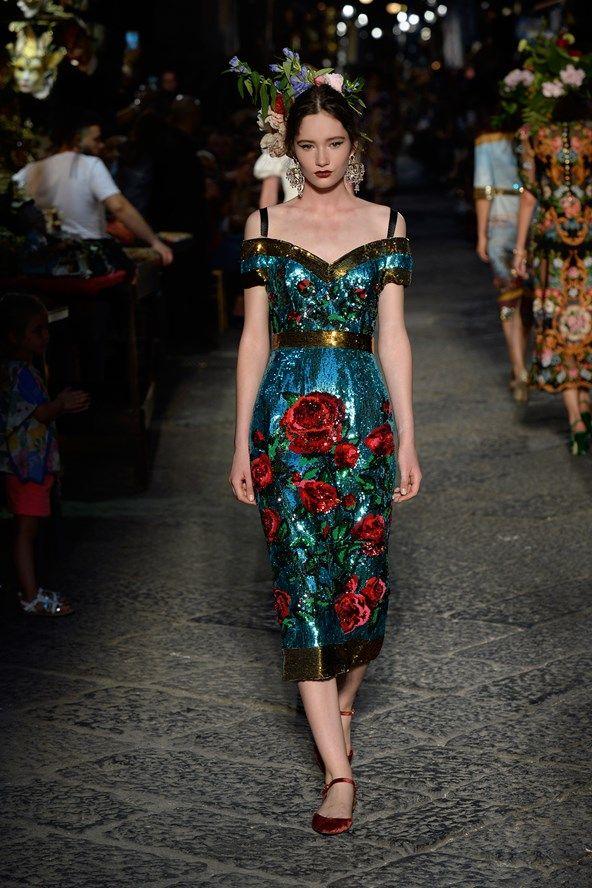 Dolce & Gabbana Alta Moda Autumn/Winter 2016-2017 Couture Collection