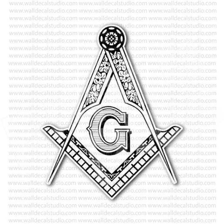 Freemasonry Emblem