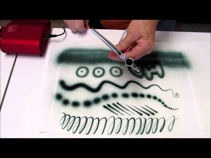 Air Brush 2 Part By ROLAND WINBECKLER from Cake Supplies Plus