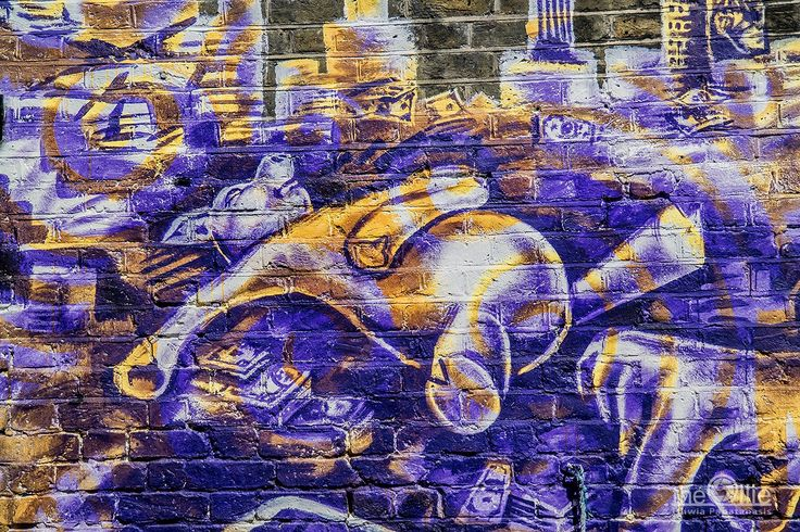 Camden Town - where to find Street Art in London - The Ollie