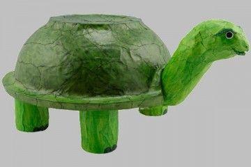 Dit lieve schildpadje is zo ontzettend leuk om te maken! Je kan het als #surprise maken voor #Sinterklaas
