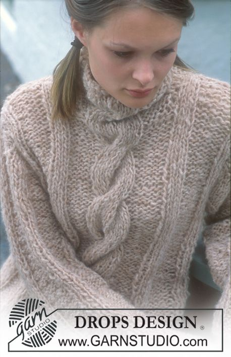 26 Best Drops Knitting Patterns Images On Pinterest Drops Design