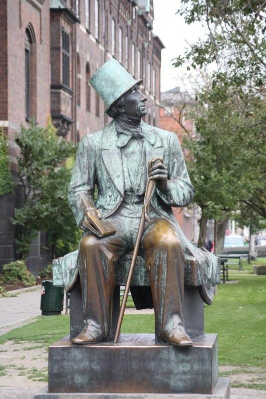 Hans Christiaan Andersen - Kopenhagen