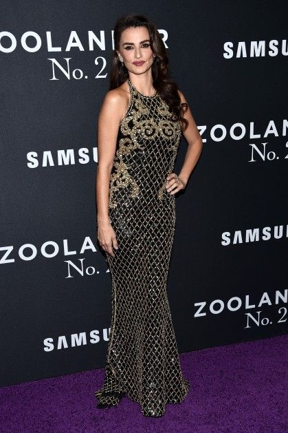 Penelope Cruz Looks Amazing at Zoolander 2 - Go Fug Yourself: Because Fugly Is The New Pretty