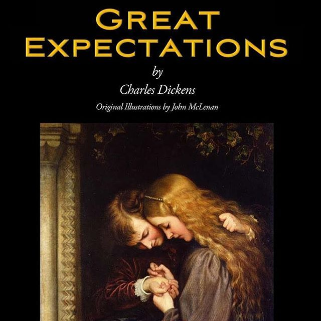 Great Expectations (orig. illustr. John McLenan 1860) Charles Dickens http://ow.ly/gkOU301rCOx #FREE #EBOOK