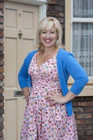 Coronation Street - who's moving in and who's moving out? Julie