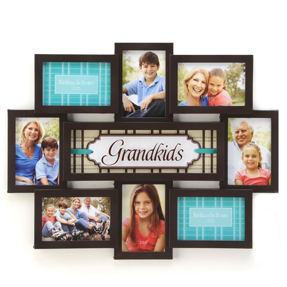 Grandkids Collage Frame Save 20 12 Gift Ideas