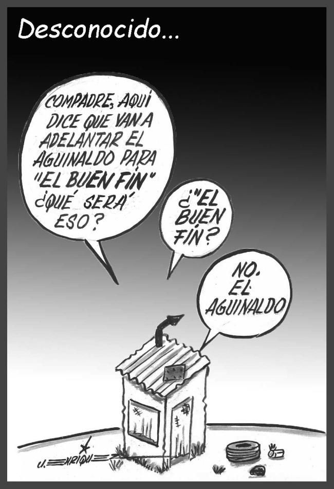 ¿Qué es eso del aguinaldo?     #Humor ... negro? =S