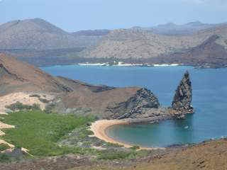 Explore the Galapagos Islands - play with the sea lions, the tortoises, iguanas and albatrosses, a blue footed booby, and tropical penquinsSea Lion