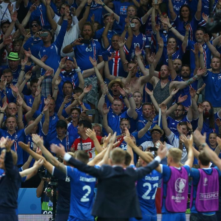 Can the smallest nation erupt Euro 2016's host?