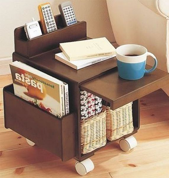 Small Furniture Ideas Part - 19: Top 5 Multi-functional Furniture Ideas #furniture #multifunctional  #furnituredesign