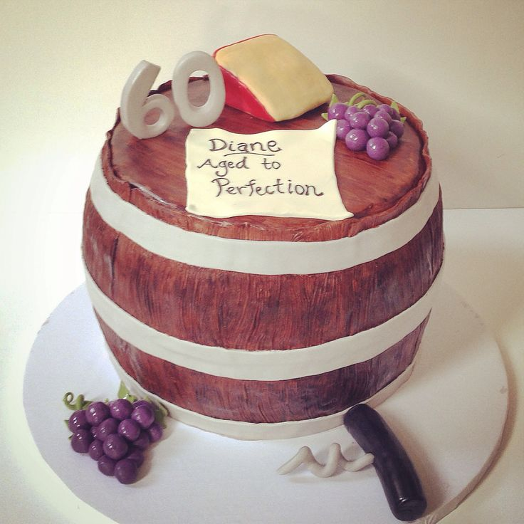 8 Best Aged To Perfection Cake Party Images On Pinterest
