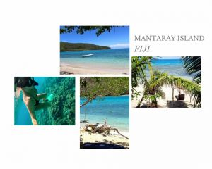 Mantaray Island, Fiji | Heaven Really Is On Earth - Lo On The Go