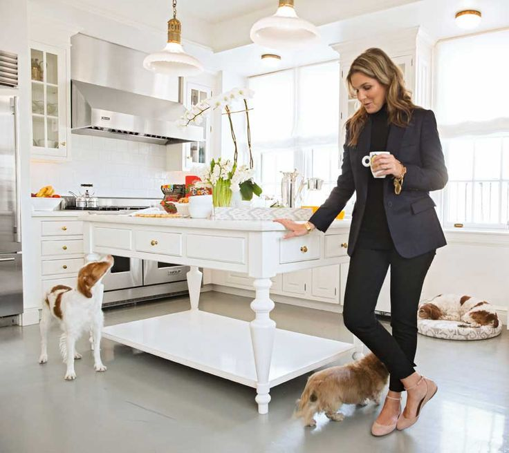 A Day in the Life: Aerin Lauder | Traditional Home