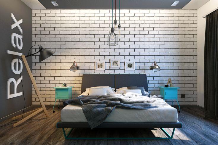 Спальня холостяка - Галерея 3ddd.ru