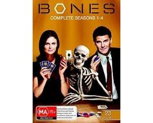 Bones: The Complete Seasons 1-4 (23 DVDs)