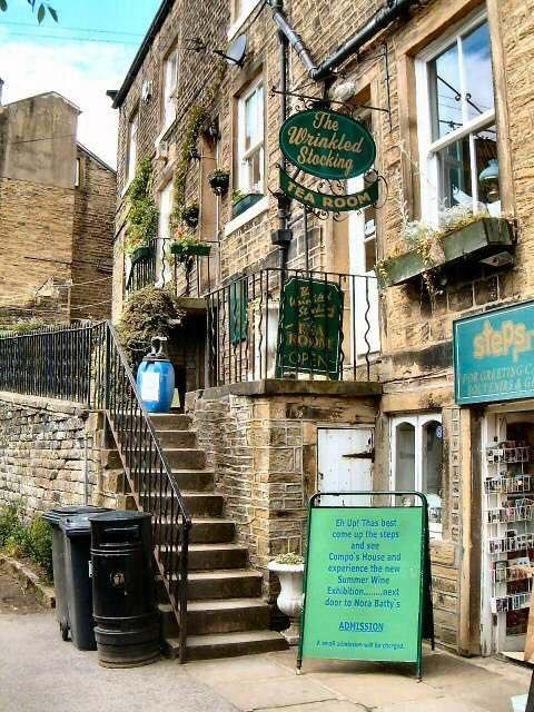 The Wrinkled Stocking Tea Room | Holmfirth, West Yorkshire