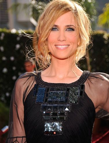 Kristin Wiig. Oh man freaking hilarious, gorgeous, modest, and simple. She can make me laugh like no other. Love her