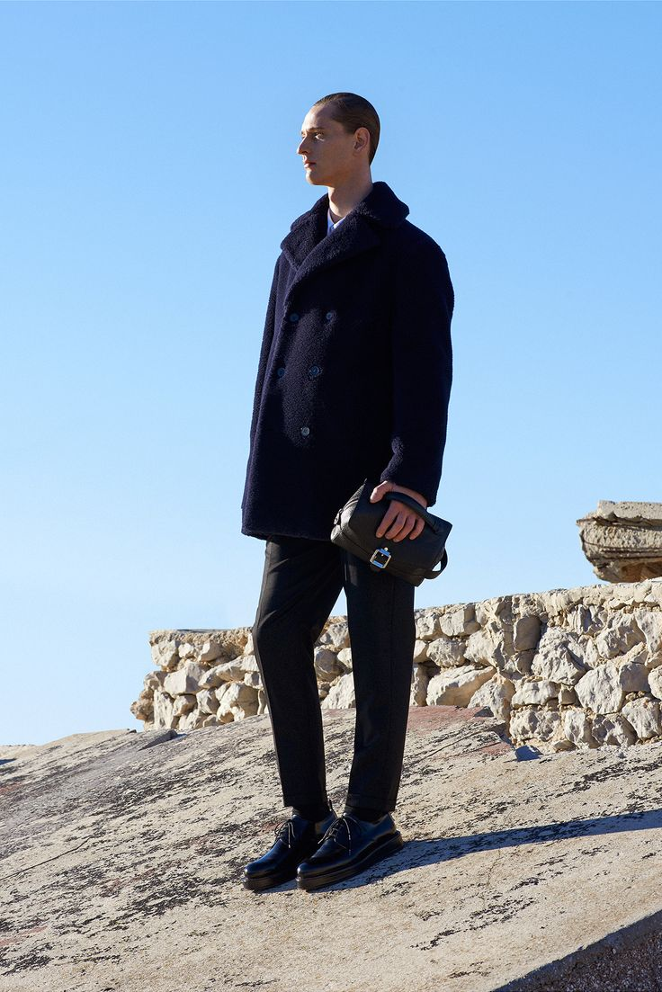Carven Fall 2015 Menswear Collection Photos - Vogue