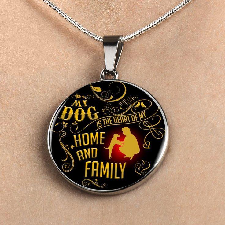 I Love My Dog - Necklace