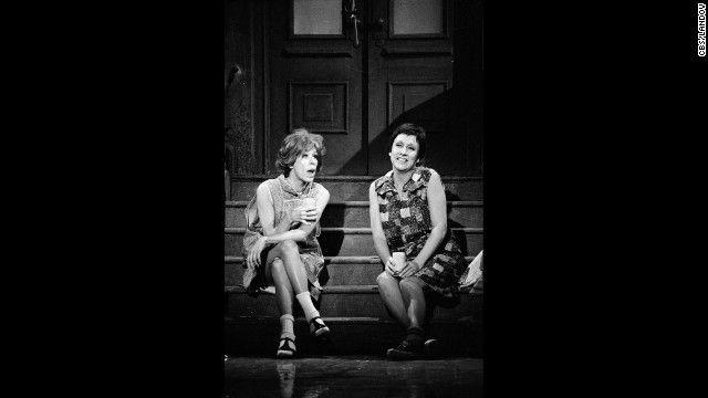 """Carol Burnett and Jean Stapleton on """"The Carol Burnett Show"""" (1975)"""