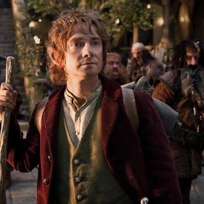 Bilbo Baggins - on a journey