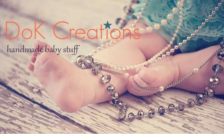 Handmade baby stuff (photo by annie wilmus). Dok creations