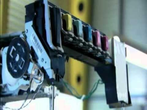Deconstructed: Inkjet Printers