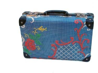"Saatchi Art Artist Uoldbag! (yob); Collage, ""Small Floral hand embroidered"" #art"