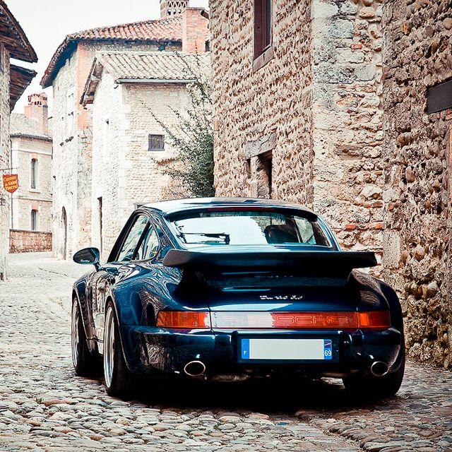 Porsche 964 Turbo 3.6