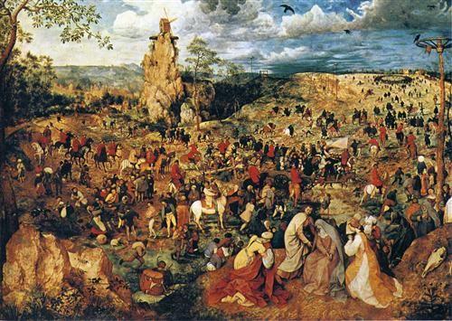 Christ+carrying+the+Cross+-+Pieter+Bruegel+the+Elder
