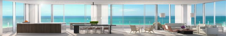 The Residences at The Miami Beach EDITION | By Ian Schrager And John Pawson