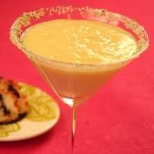 Frozen Pina colãda - Recept - Tasteline.com
