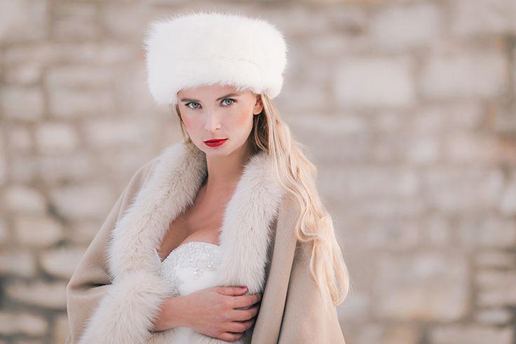 amanda cowley sweet events niagara wedding planner designer style me pretty photo shoot russian winter