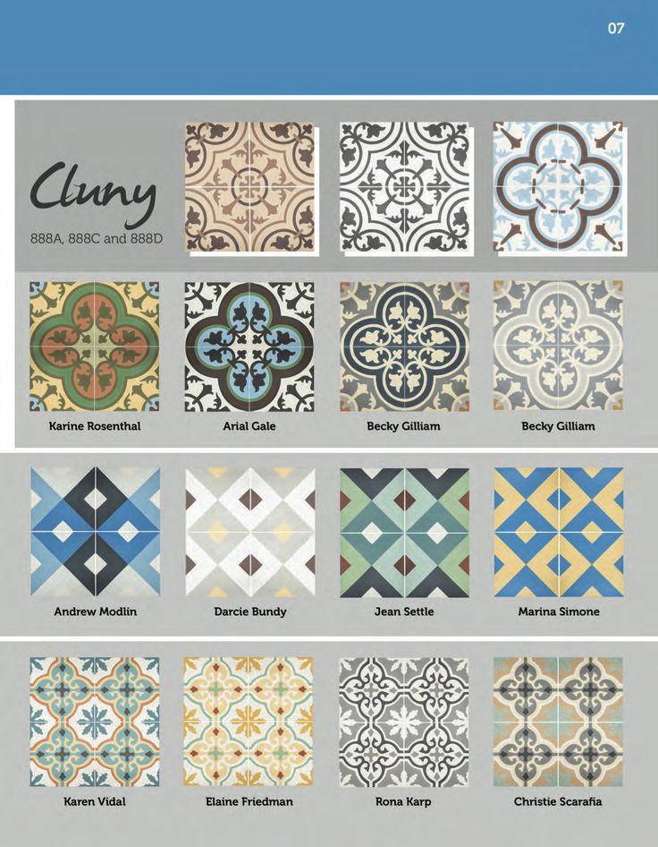 Granada Tile S Cur Look Book