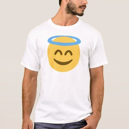 Angel Emoji T-Shirt - click to get yours right now!