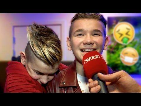 Marcus & Martinus before Oslo Spektrum 2016 (ENGLISH SUBTITLES) - YouTube