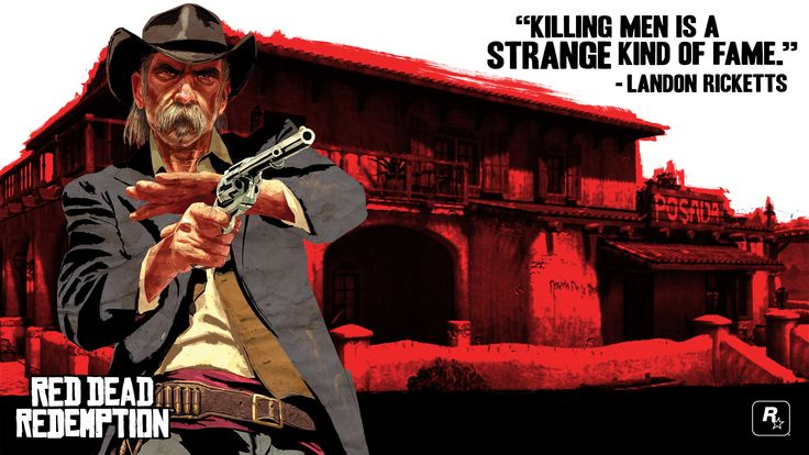 Red Dead Redemption | Red Dead Redemption wallpaper 6 - Jeux vidéo - Wallpapers Directory