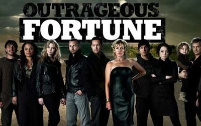 Outrageous Fortune filmed in New Zealand, thanks netflix for getting me hooked on this show.