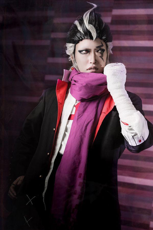 cosplay danganronpa chiguwakasan(ちぐ若) Gandamu Tanaka ...