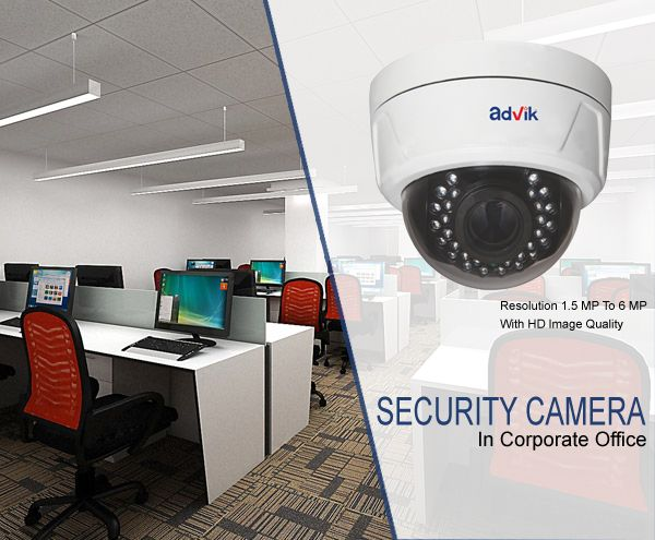 4 Reasons to invest in security camera in corporate office!!! The security camera in corporate office plays an important role in giving a safer workplace. Corporates have to make sure that the employees are safe from jobsite injuries, conflicts, theft, inappropriate allegations, and the proper behavior is maintained. They need to have a secured premises and parking lots for the safety of workers and their vehicles. In brief, - See more at…