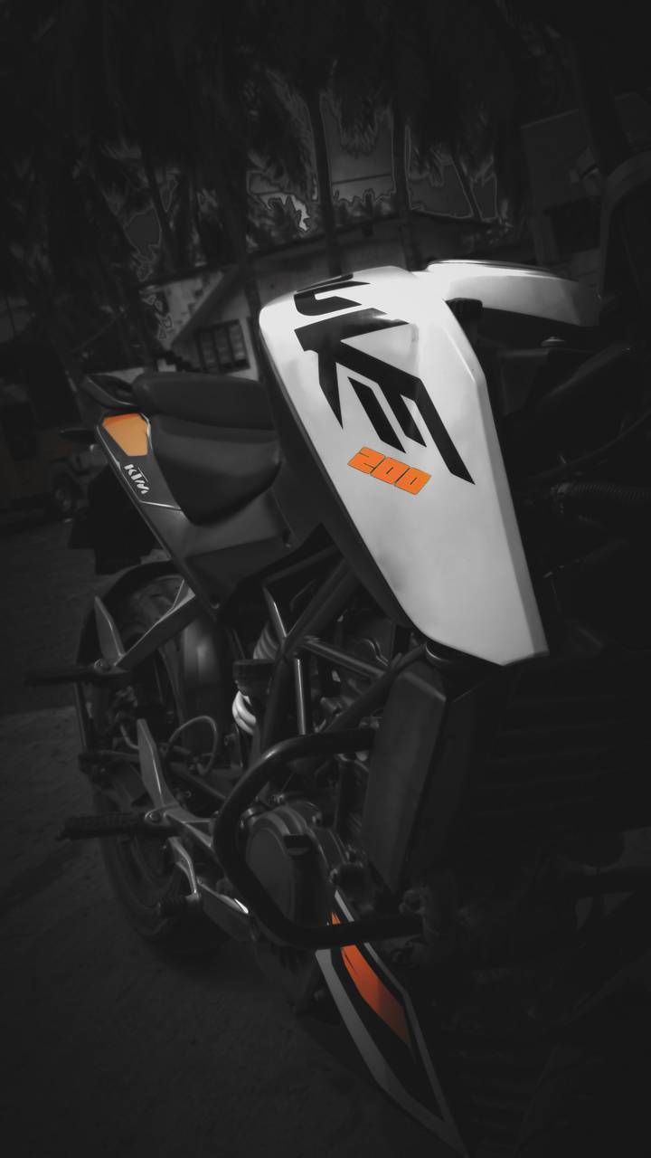 Download Duke 200 Wallpaper By Luckyrider200 D1 Free On